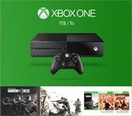 Xbox One 1TB Rainbow Six Siege Console Bundle for Xbox One | GameStop