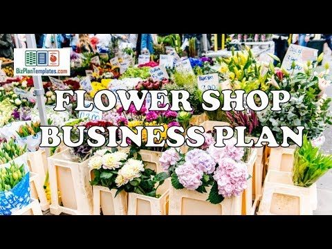 flower shop products and services