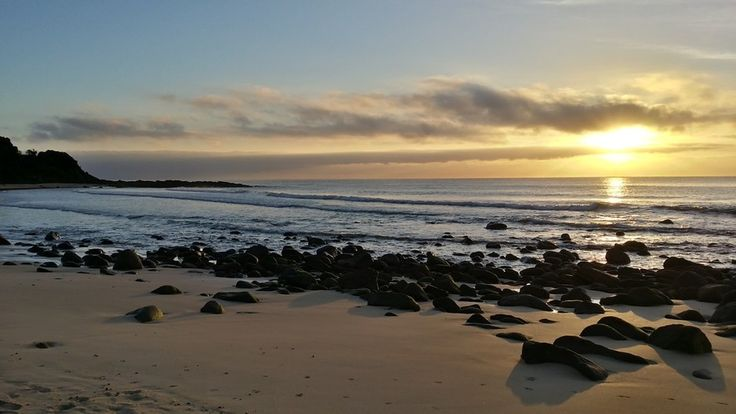 Early morning at Sep beach - Keren's Place, Serviced Apartments, Separation Creek, VIC, 3234 - TrueLocal