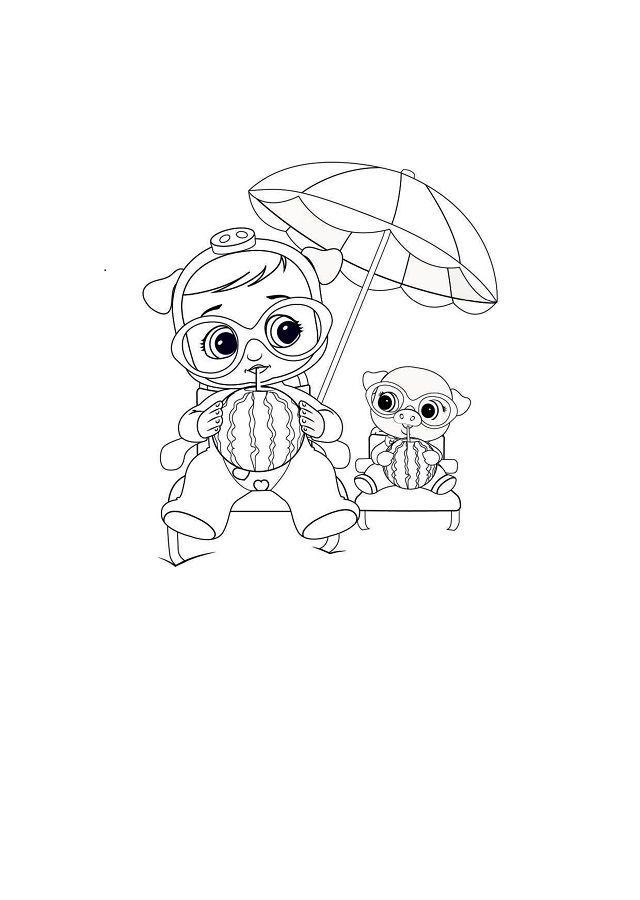 Dibujos Para Colorear Bebes Llorones Dibujos Para Colorear