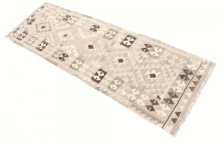 Kelim-teppe Afghansk 204 x 65 cm - Trendcarpet.no