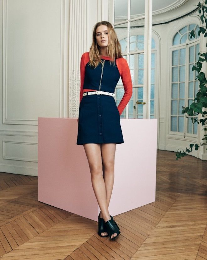 la redoute carven collection été 2016