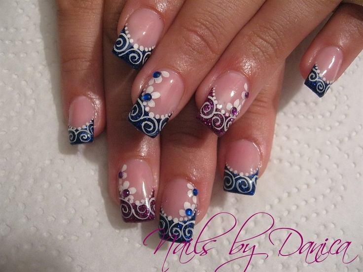 56 best Nails By Danica images on Pinterest | Art gallery, Nail art ...