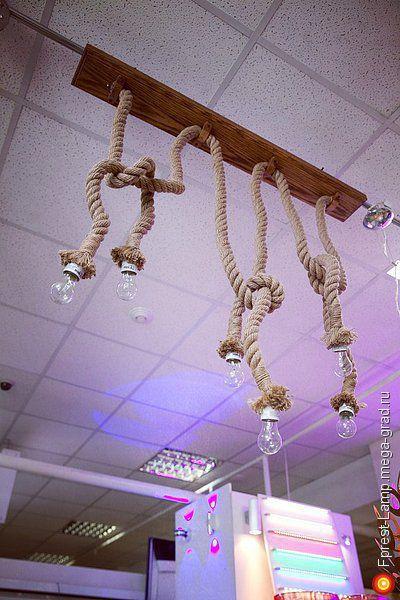 Люстра от ForestLamp - изделия из дерева, авторский светильник/лампа для интерьера. МегаГрад - портал авторской ручной работы
