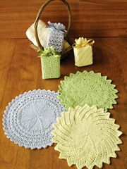 Bathtime Blossoms Washcloths & Soap Sacks