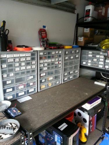 37 best Garage Storage images on Pinterest | Garage storage ...
