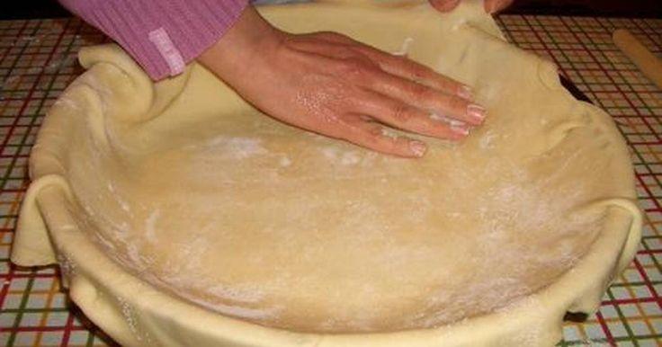 Εξαιρετική συνταγή για Σφολιάτα σπιτική. Φύλλο σφολιάτας για πίτες που θα το φτιάξετε μόνοι σας.