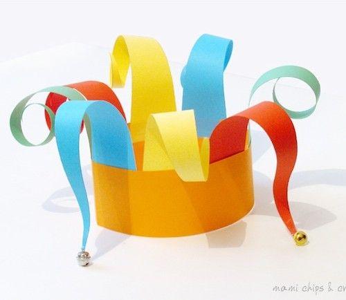 Come si fa un cappello da giullare
