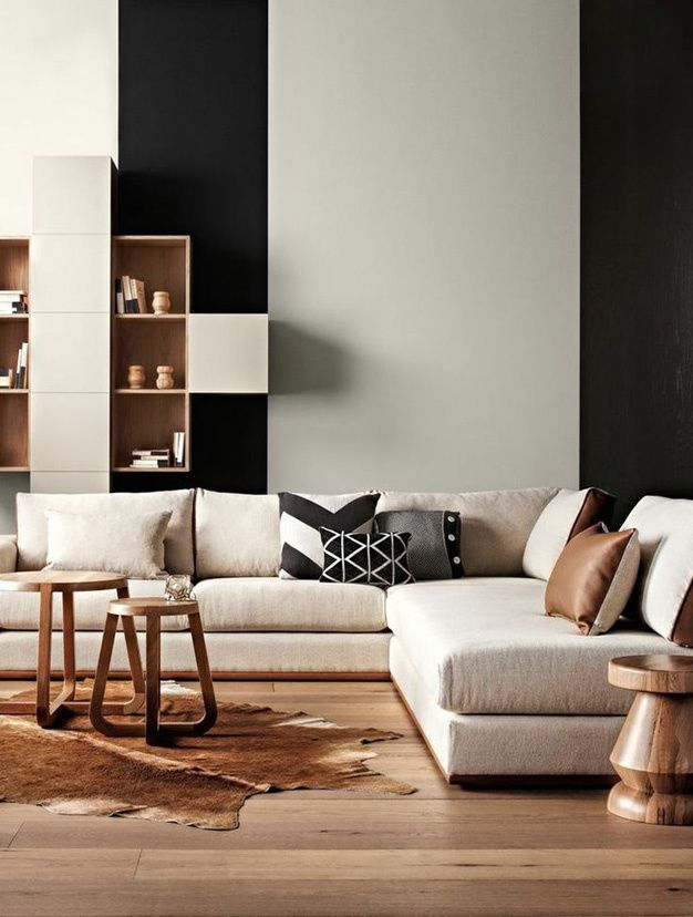 17 meilleures id es propos de salons beiges sur. Black Bedroom Furniture Sets. Home Design Ideas
