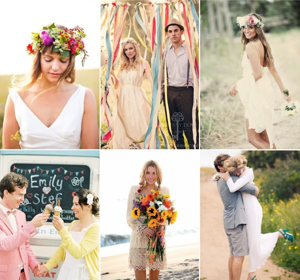 Festival Wedding Kleding