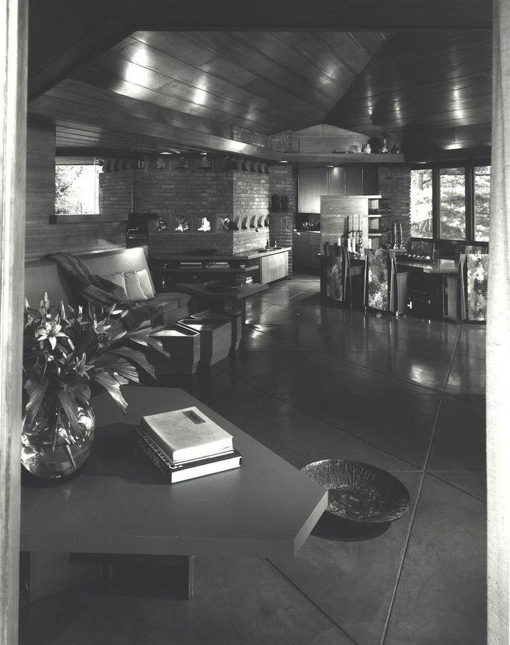 13 best wright frank lloyd palmer house images on for Palmer house ann arbor