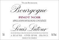 Louis Latour - Bourgogne Pinot Noir.