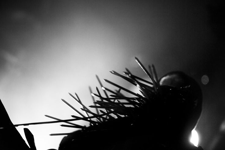Black metal photography is always a challenge in itself. The Norwegian band Taake even more so. But what happens when you throw a 85 mm f/1.2 into the mix?