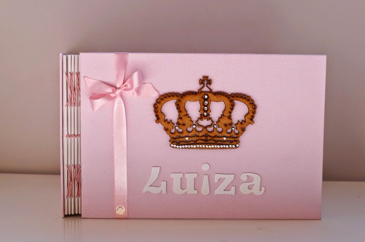 Album de fotos personalizado para bebe princesa pesquisa - Album de fotos personalizado ...