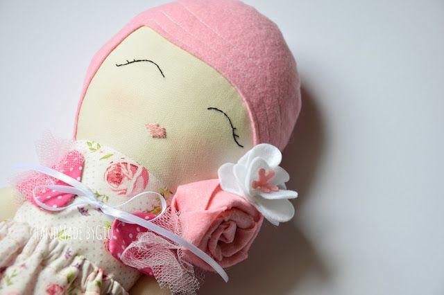 HandMade by Gio: Le mie dolls-Tiny Flower Dolls