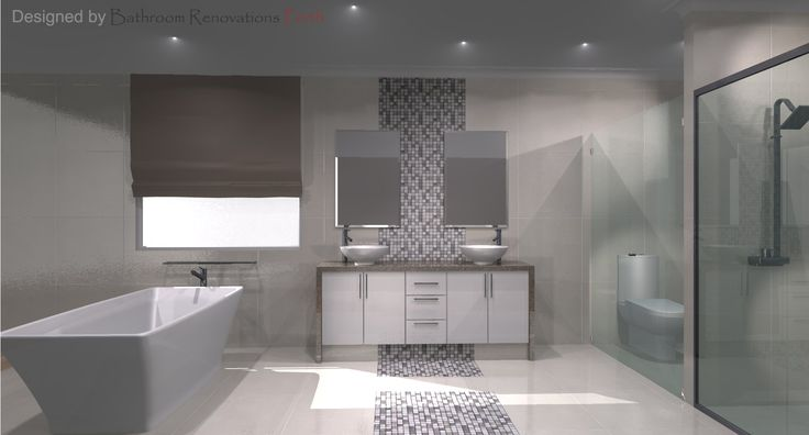 Designed by Bathroom Renovations Perth www.bathroomrenovationsperth.com www.facebook.com/bathroomrenovationperth