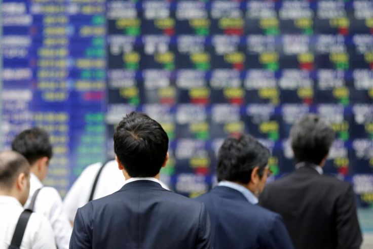 Asian shares up on US tax earnings hopes Mueller report hits dollar