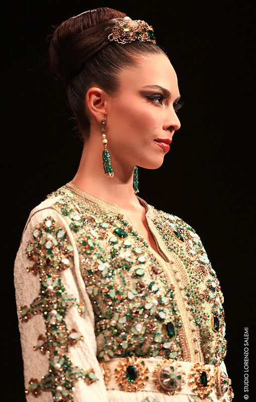 CAFTAN 2014 They are so pretty. I'll take one of each!