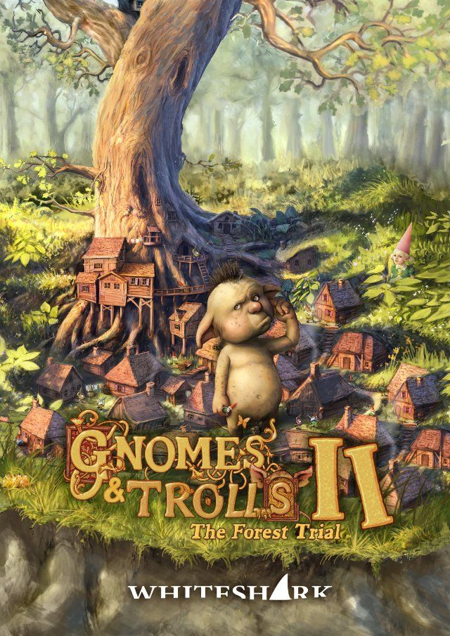 Gnomes and Trolls: The Forest Trial 2010
