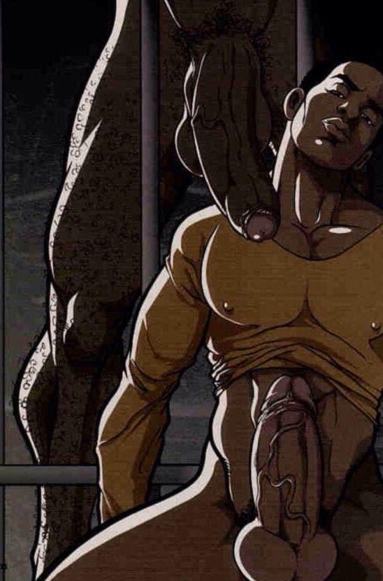 Gay black cartoon sex