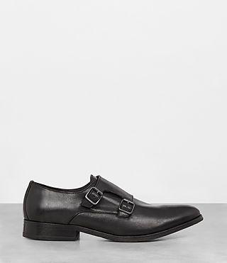 ALLSAINTS Hynes Monk-Strap Shoe. #allsaints #shoes #