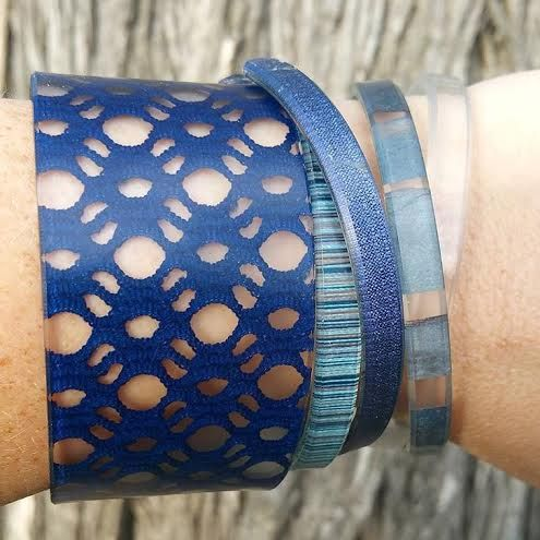 Check out Krista Neufeldts cute Mesh Cuff photo! Thanks for sharing Krista! #CBAmesh