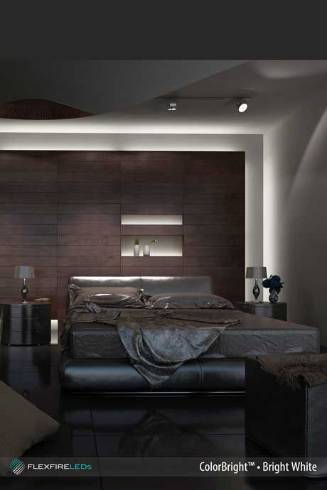 flexfire leds accent lighting bedroom. a hotel with accent lighting feels simultaneously modern and comfortable flexfire leds bedroom g