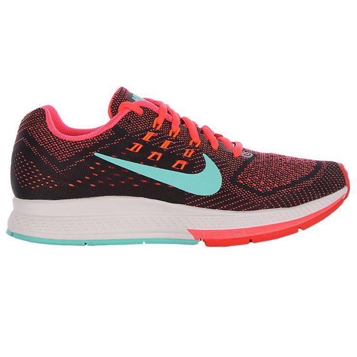 buty do biegania damskie NIKE ZOOM STRUCTURE +18 / 683737-600 | Buty do biegania buty do biegania damskie | Nike | RBND-0182 / 683737-600 | 349,00 zł | Internetowy sklep fitness fitnesstrening.pl