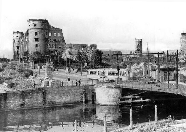 Kaliningrad zwischen 1950-1960