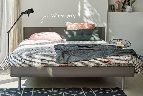 Auping Match  bed tweepersoons, design, modern,kleur  warm   Slaapkamerzaak-verkooppunt  Auping :  Slaapkenner Theo Bot  Dorpsstraat 162  1689 GG Zwaag  www.theobot.nl  info@theobot.nl