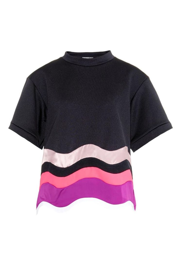 25 Look-At-Me Buys From The Matches Fashion Sale #refinery29  http://www.refinery29.com/matches-summer-sale#slide-23  Tired of wearing crop tops? This one reaches down the torso a little farther in the coolest wave way.