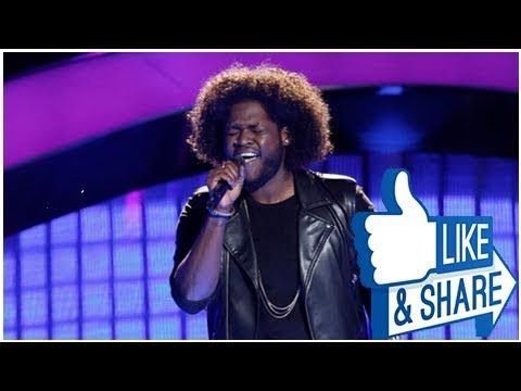 the voice top 12 spotlight team jennifer hudsons davon fleming shows spinetingling power and is