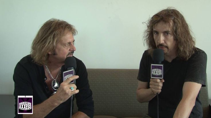BackstageAxxess interviews Gregg Rollie of the Ringo Starr All Star Band...