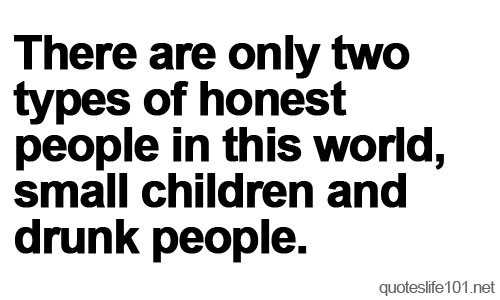 Honest people.