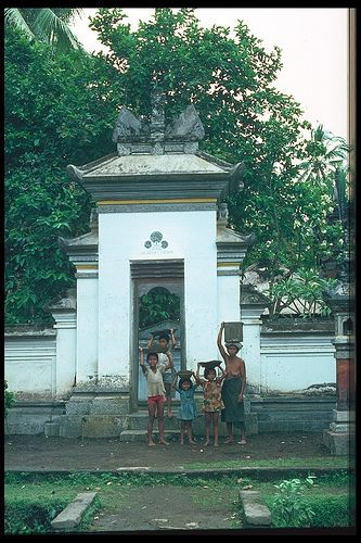 Indonesië - Bangkok 1973