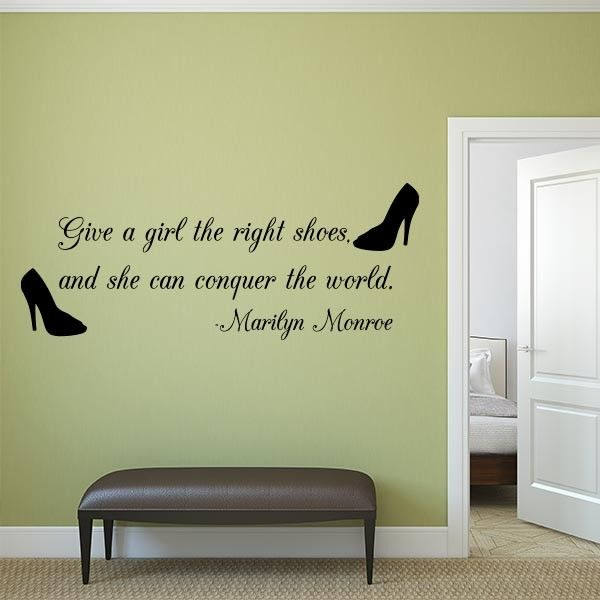 522 best Wall Decal World images on Pinterest   Quote wall decals ...