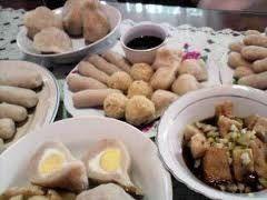 Traditional Food of Palembang Indonesia
