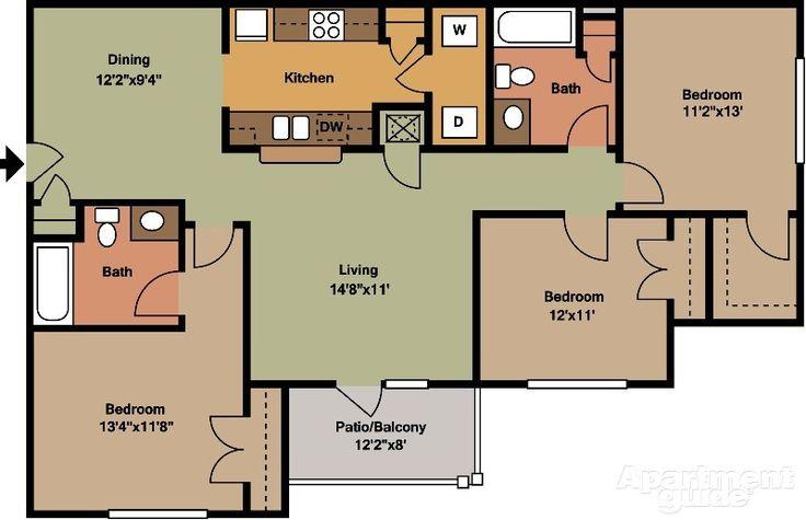 Clairmont Apartments Chesterfield Va