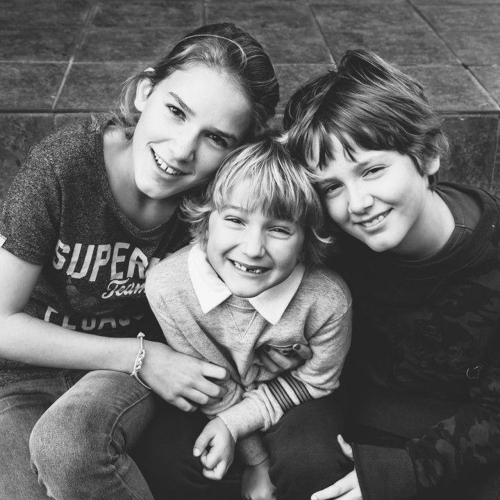 Energieke gezinsfotoshoot, Breda