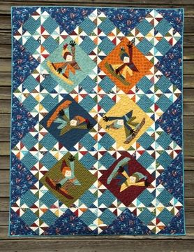 Sports Themed Quilt Patterns : 83 best images about Sports theme quilts on Pinterest Quilt, Skiing and Hockey