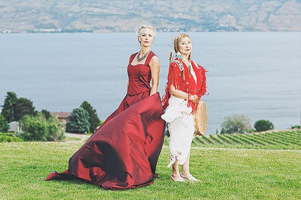 This summer a new opera called The Lake is going to be performed outside at a winery in Kelowna.   Sounds divine, right?