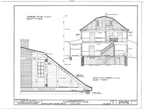 17 images about homes colonial salt boxes on for Dutch colonial house plans