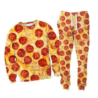 Party Pizza Combo Sweater + Joggers