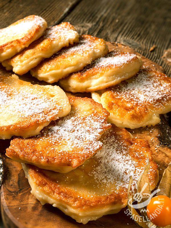 Preparate con lo zucchero di canna, e senza glutine, le Frittelle polacche di mele senza glutine sono semplici e squisite: sarà difficile resistervi.
