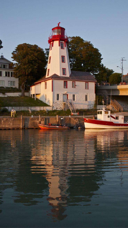 Kincardine Lighthouse, Lake Huron, Ontario- by Bald Man Photography