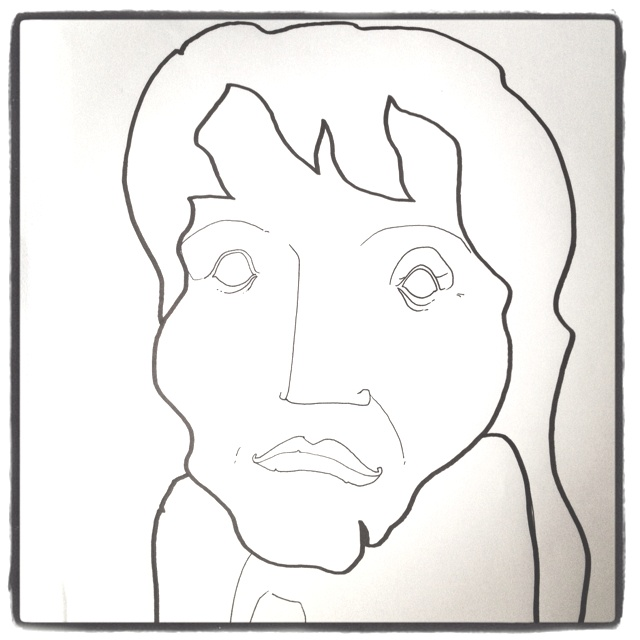 #draw #face