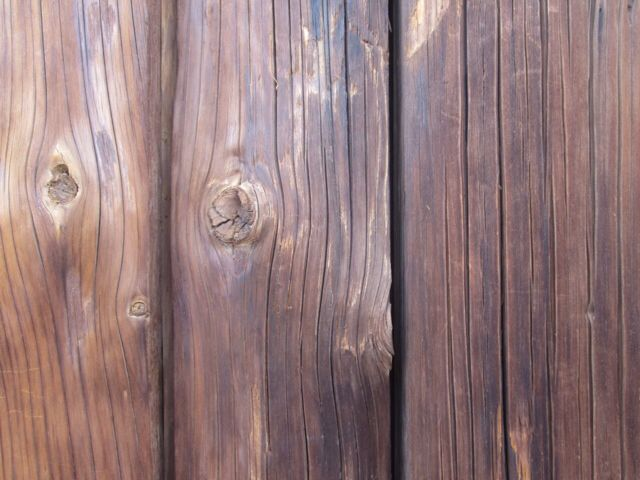 Calico Ghosttown - wooden barn doors - 2013 MQ