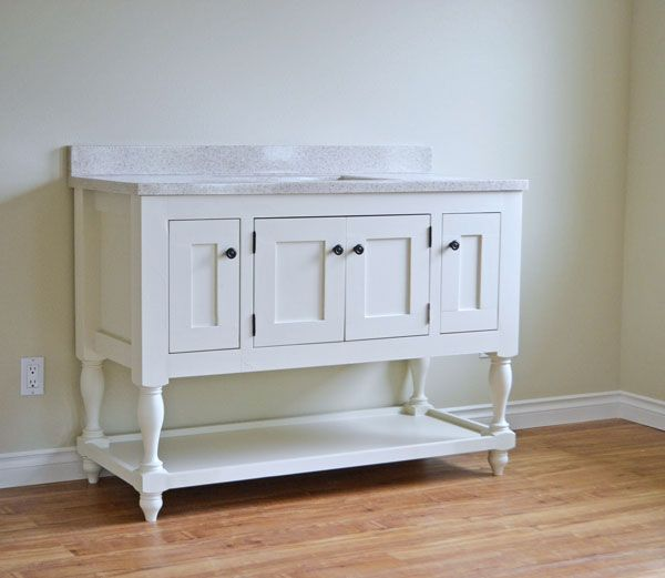 Bathroom Vanity Cabinet Plans Free Woodworking Projects Plans