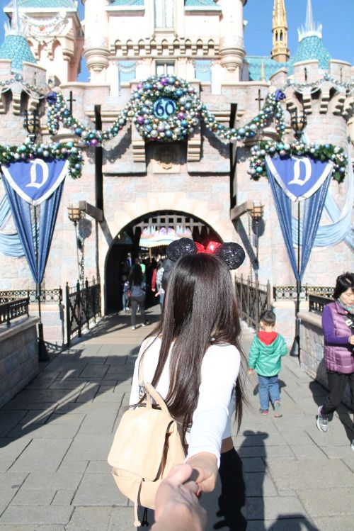 Image result for tumblr disneyland couple