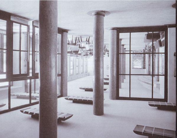 Ferihegyi repülőtér felvételi épülete, 1939-48